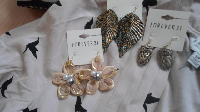 Beautiful jewellery on my bird blazer